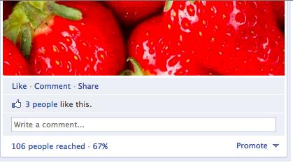 Promova postagem do Facebook 2