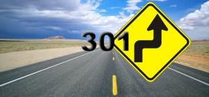 Redirecionamento 301
