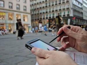 mobile site