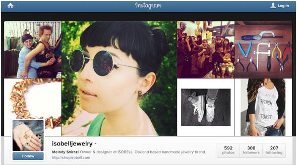 Cover do Instagram