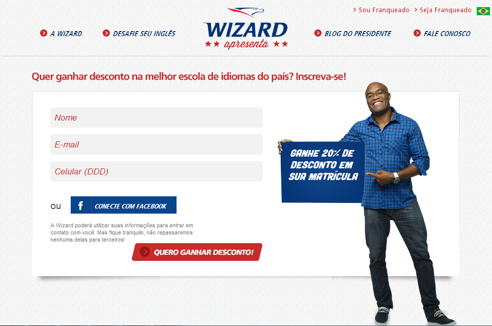 Landing Page Wizard