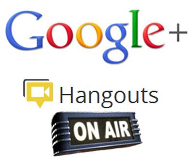 Hangouts on Air no Google+