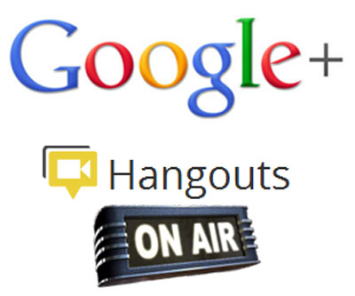 Hangouts on Air no Google+