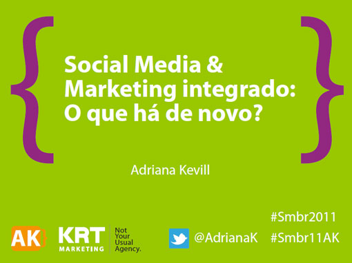 Social Media e Marketing integrado: O que há de novo?