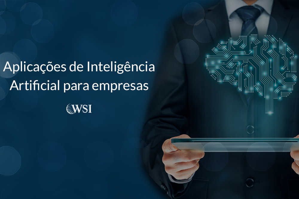 Aplicações de Inteligencia Artificial para empresas
