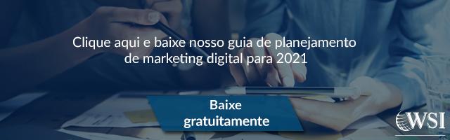 planejamento de marketing digital para 2021