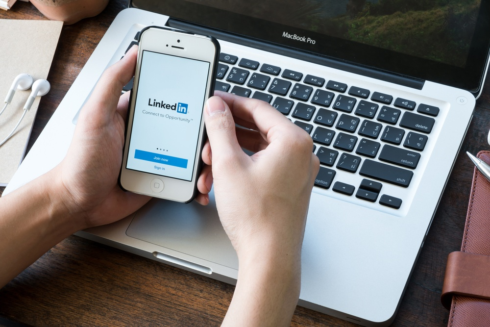 Use o LinkedIn