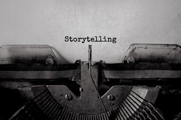 Storytelling e Marketing Digital